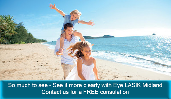 Laser Vision Correction in San Angelo