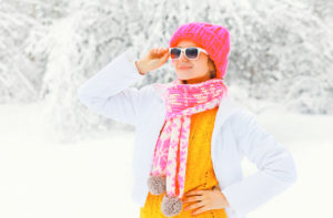How To Avoid Winter Eye Irritation